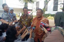 Antisipasi Kemarau, Presiden Panggil Para menteri