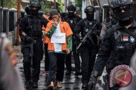 Dua Terduga Teroris Di Bandung Jaringan JAD
