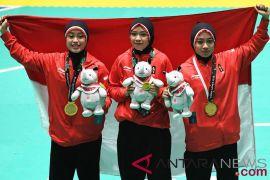 Hari Ke-13 Perebutkan 30 Medali Emas