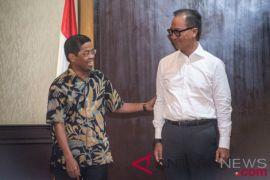 Idrus Marham Puji Penggantinya Sebagai Menteri Sosial
