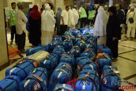 Pemprov Gorontalo Sambut Kedatangan Haji kloter 29
