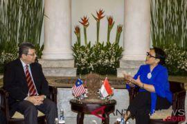 Menlu RI-Australia Bertemu Bahas Persiapan Bali Process