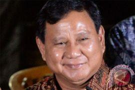 Prabowo: Pembicaraan Cawapres Masih Cair