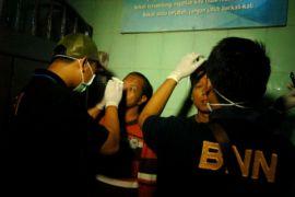 Polisi Temukan Tahanan Lapas Dharmasraya Positif Narkoba
