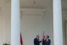 Presiden Jokowi Terima PM Australia Scott Marrison