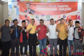 Nasdem: Presiden amanatkan untuk pemilu yang menggembirakan