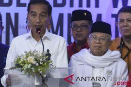 Ma'ruf: Jokowi Bertekad Indonesia Penghasil Produk Halal Dunia