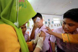 Gorontalo Peringkat Kedua Capaian Imunisasi MR