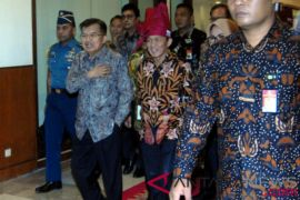 Wapres Setiap Hari Komunikasi Dengan Presiden Jokowi