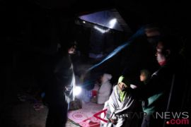 Polri Tambah Kekuatan Personel Penanganan Gempa Lombok