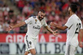 Real Madrid Kalahkan Girona 4-1