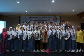 SMN Gorontalo Dibekali Pengetahuan Jurnalistik-Vlog