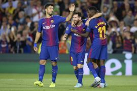 Kalahkan Sevilla, Barcelona Raih Piala Super