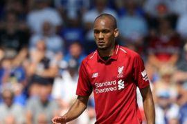 Fabinho Senang Persaingan Lini Tengah Liverpool
