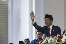 Presiden Jokowi Terima Pangeran Arab Saudi