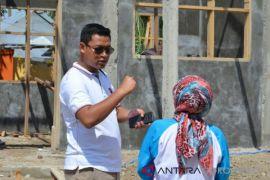 TP4D Kejari Gorontalo Utara Tinjau Pembangunan RKB