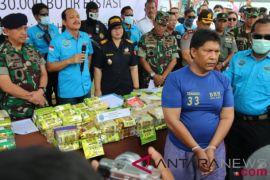 Sindikat Narkoba Bersenjata Api Di Bangka Belitung