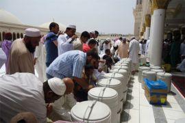 Laporan Dari Mekkah - Siasat Antisipasi Dampak Sengatan Panas