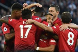 MU Awali Liga Inggris Dengan Kemenangan Atas Leicester
