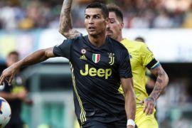 Juventus Ukir Kemenangan Dramatis Atas Chievo