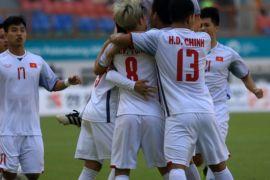 Asian Games - Vietnam Kalahkan Jepang 1-0