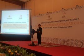 Menlu: Hukum Internasional Harus Dipatuhi Untuk Wujudkan Stabilitas Siber
