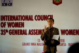 Delegasi Nigeria Kagumi Keramahan Presiden Jokowi