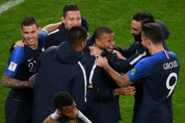 Nations League UEFA, Prancis Hadapi Jerman Tanpa Kapten Lloris