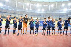 Jepang Lolos Ke Piala Dunia U-17 FIFA