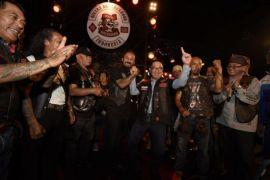 Ridwan Kamil Jadi Anggota Kehormatan Bikers Brotherhood