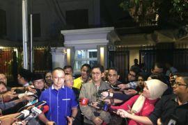 Koalisi Prabowo-Sandiaga Daftarkan Anggota Badan Pemenangan Pada Kamis