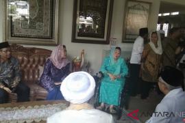 Ma'ruf Amin Sampaikan Terima Kasih Kepada Keluarga Gus Dur