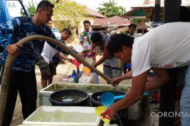 Warga Terdampak Kekeringan Berharap Bantuan Penampung Air