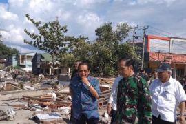 Presiden: Distribusi Logistik Korban Bencana Palu-Donggal Perlu Perbaikan