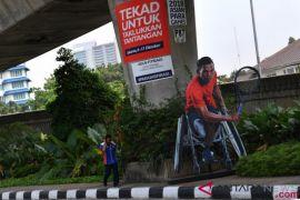 Penyandang Disabilitas Adalah Orang Normal Dengan Keterbatasan