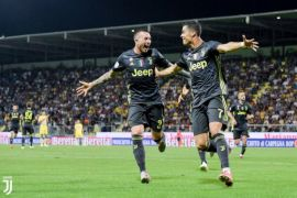 Hasil dan klasemen Liga Italia, Juve jauhi kejaran pesaing