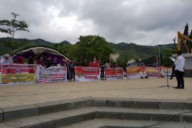 Masyarakat Gorontalo Deklarasi Tolak Politisasi Sara-Kampanye Hitam
