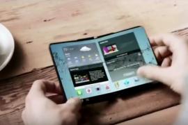 Samsung Akan Luncurkan Smartphone Layar Lipat