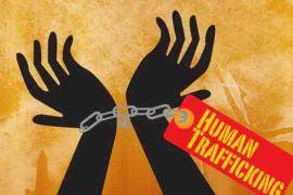 Polri Antar Entin Korban Perdagangan Orang ke Tanah Air