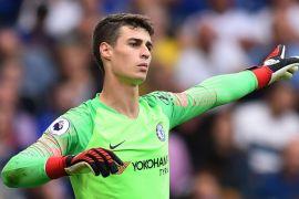 Kiper Kepa Nyaman Dengan Chelsea