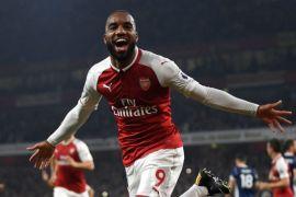 Nyaris Diganti, Lacazette Bawa Arsenal Kemenangan