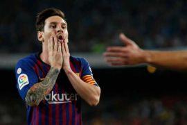 Barcelona-Real Madrid Alami kekalahan