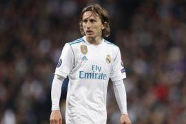 Fakta dan Data Pemain Terbaik FIFA Luka Modric
