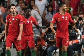 Portugal Kalahkan Italia 1-0