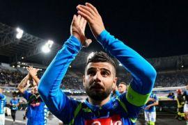 Hasil Dan Klasemen Grup C, Insigne Antar Napoli Ke Puncak