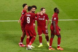 Hasil Dan Klasemen Grup C, Liverpool Gusur Napoli Dari Puncak