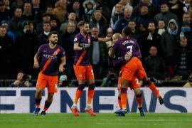 Manchester City Kembali Ke Puncak Usai Kalahkan Tottenham 1-0