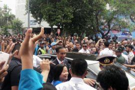 Jokowi Cerita Main