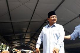 Prabowo Enggan Tanggapi Hasil Survei LSI
