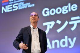 Google Bayar 90 Juta Dolar Untuk Minta Andy Rubin Mundur